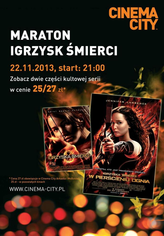 Cinema City Maraton