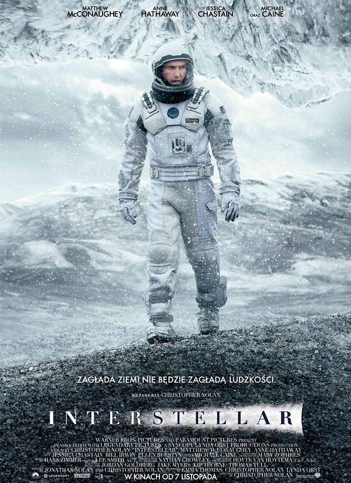 Interstellar plakat